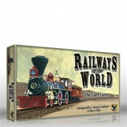 Railways of the World: The Card Game - EN