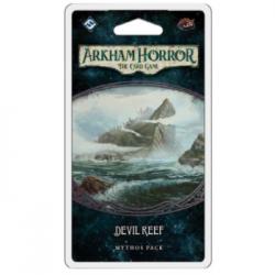 FFG - Arkham Horror LCG: Devil Reef Mythos Pack - EN
