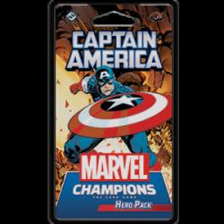 Marvel Champions: The Card Game - Captain America Erweiterung - DE