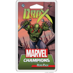 FFG - Marvel Champions The Card Game: Drax Hero Pack - EN