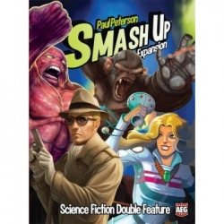 Smash Up: Science Fiction Double Feature - EN