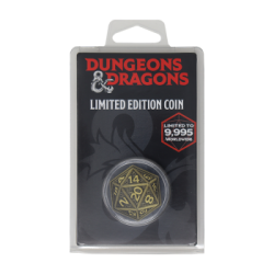Dungeons & Dragons Limited Editon Coin