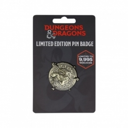 Dungeons & Dragons Limited Edition Premium Pin Badge