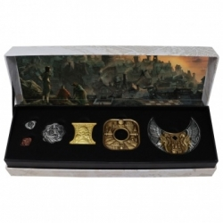 Dungeons & Dragons Replica Coin Set