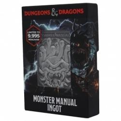 Dungeons & Dragons - Monster Manual Ingot
