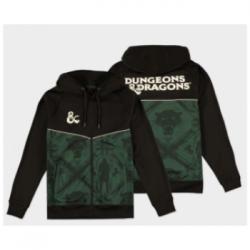 Dungeons & Dragons - Drizzt Symbol - Men's Tech Hoodie