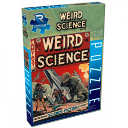 Jigsaw Puzzle - EC Comics: Weird Science No. 15 Puzzle 1000 Pieces