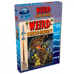 Jigsaw Puzzle - EC Comics: Weird Science No. 27 Puzzle 1000 Pieces