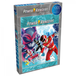 Jigsaw Puzzle - Rise of the Psycho Rangers 1000 Pieces