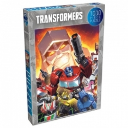 Jigsaw Puzzle - Transformers - 1000 Pieces