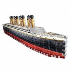 Titanic - puzzle 3D Wrebbit