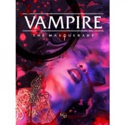 Vampire: The Masquerade 5th Ed Core Rulebook - EN