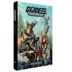 G.I. JOE Roleplaying Game Core Rulebook - EN