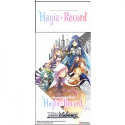 Weiß Schwarz - Trial Deck+ TV Anime Magia Record: Magica Side Story Display (6 Decks) - EN
