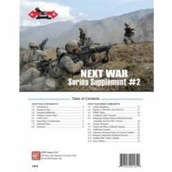 Next War: Supplement 2 - EN
