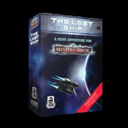 Mystery House: The Lost Ship - EN/IT/FR/DE
