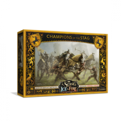 Song of Ice & Fire - Champions of the Stag Erweiterung - DE/EN/FR/ES