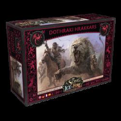 Song of Ice & Fire - Dothraki Hrakkars Erweiterung - DE/EN/FR/ES