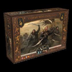 Song of Ice & Fire - Stormcrow Dervishes Erweiterung - DE/EN/FR/ES