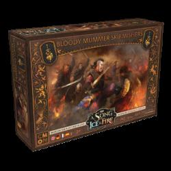 Song of Ice & Fire - Bloody Mummers Skirmishers Erweiterung - DE/EN/FR/ES