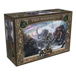 Song of Ice & Fire - War Mammoths Erweiterung - DE/EN/FR/ES