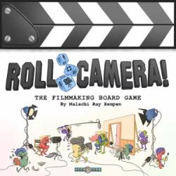 Roll Camera The Filmmaking Board Game - EN