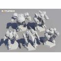 BattleTech Clan Heavy Battle Star - EN
