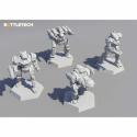BattleTech Inner Sphere Striker Lance - EN