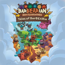 Barbearian Battlegrounds Tales of Barbearia - EN