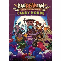 Barbearian Battlegrounds The Candy Horde - EN