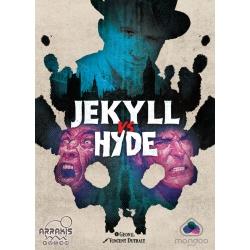 Juego de cartas Jekyll Vs. Hyde de Arrakis Games