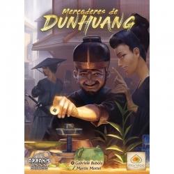 Juego de cartas Mercaderes de Dunhuang de Arrakis Games