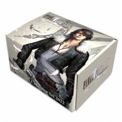 Caja Final Fantasy TCG 5 Aniversario Edición Limitada de Square Enix