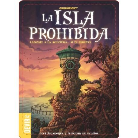 La Isla Prohibida es un emocionante juego colaborativo en el que los jugadores tratan de hacerse con los tesoros..