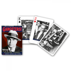 Playing Cards - Gangsters