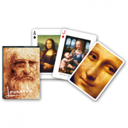 Playing Cards - Leonardo da Vinci