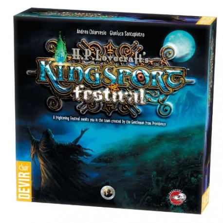 Kingsport Festival es un juego ambientado en la obra de Howard Philips Lovecraft