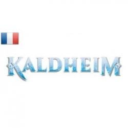 MTG - Kaldheim Prerelease Pack Display (18 Packs) - FR
