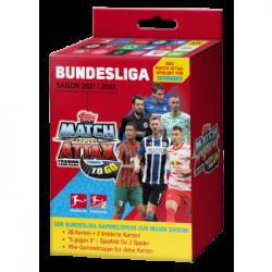 Bundesliga Match Attax 2021/22 - To Go-Box