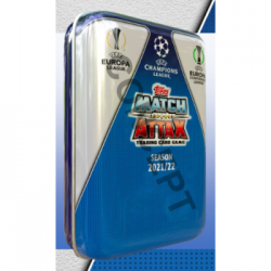 UEFA Champions League Match Attax 2021/22 - Mini-Sammeldose