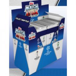 UEFA Champions League Match Attax 2021/22 - Kartenpchen Display (24)