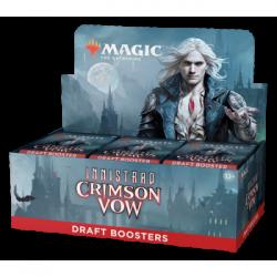 MTG - Innistrad: Crimson Vow Draft Booster Display (36 Packs) - SP