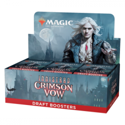 MTG - Innistrad: Crimson Vow Draft Booster Display (36 Packs) - EN