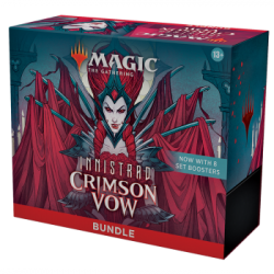 MTG - Innistrad: Crimson Vow Bundle - EN