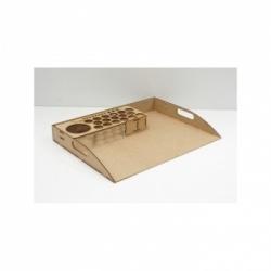 Bandua - Painting Table Model ZEL