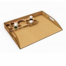 Bandua - Painting Table Model ARAN