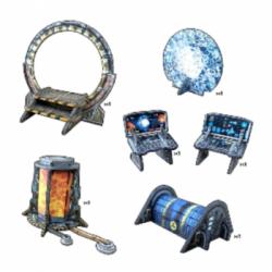 Sci-fi Dimension Gate - EN