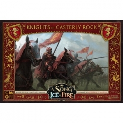 A Song Of Ice And Fire - Knights of Casterly Rock - EN