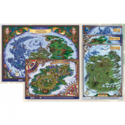 D&D The Wild Beyond the Witchlight - Map Set