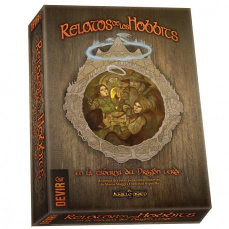 RELATOS DE LOS HOBBIT, donde Los jugadores son hobbits que cuentan historias